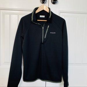 Columbia Pullover Sweatshirt Jacket Mens Medium